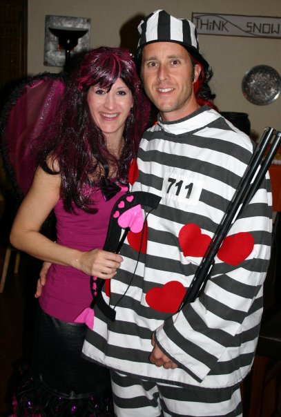 Cupid and Prisoner  sc 1 st  creativity52 & Cupid and Prisoner of Love couples Halloween costume Archives ...